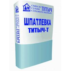 Шпатлевка цементная ТИТЫЧ-Т, 15кг