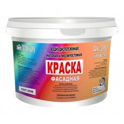 Краска АК-200 белая 1,4кг