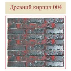 Фасадная плитка Древний кирпич 004 большой, 1шт