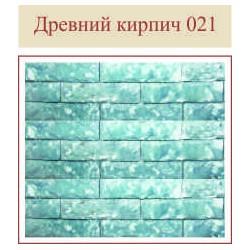 Фасадная плитка Древний кирпич 021 малый, 1шт