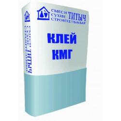 Клей для керамогранита ТИТЫЧ — КМГ, 25кг